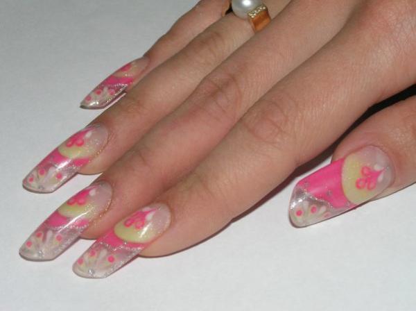 обучение дизайну ногтей онлайн: