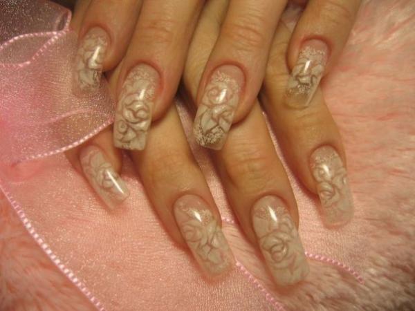 Нарощенные ногти сколько держатся сроки коррекции и рекомендации