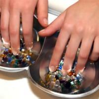 Модных новинок Гель-лак на короткие ногти - тренды с фото